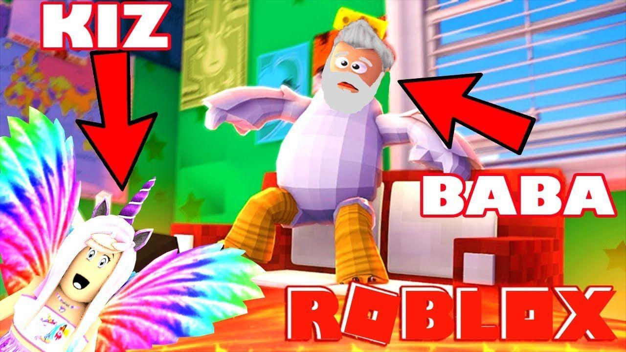 Roblox Baba Kiz Escape Lava Vip Server New The Floor Is Lava Yen Oyun Lava Baba Kizi