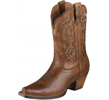 I want ... cowboy boots (color: peanut brittle)