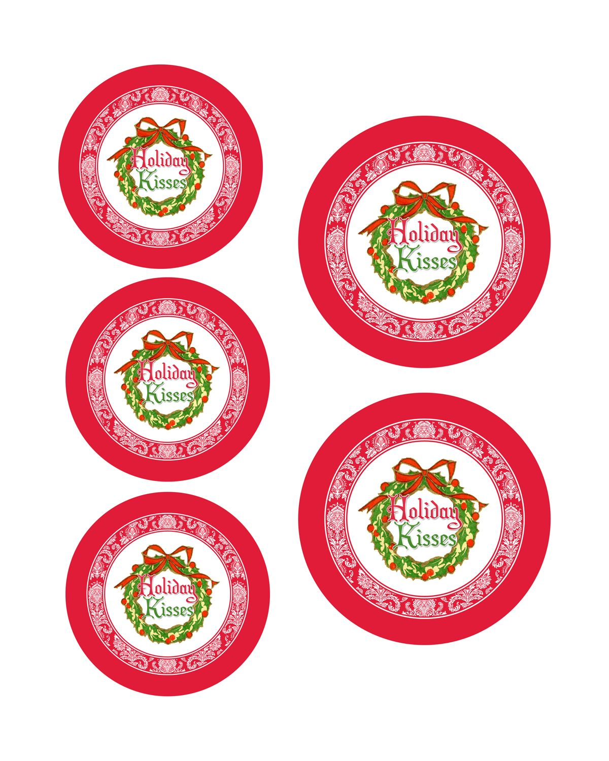 Printable Candy Jar Labels For The Holidays Mason Jars Labels Candy Jar Labels Jar Labels