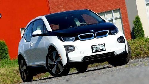 BMW i3: une autonomie multipliée par deux d'ici 2017?   Autonet.ca