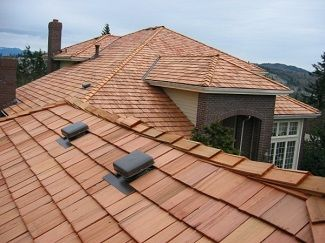 The Secret To An Enduring Cedar Shake Roof Portland Oregon Roofing Contractor