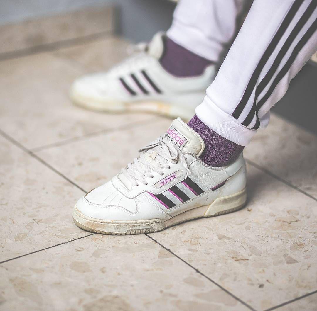 Vintage adidas Censor Baskets Adidas, adidas vintage  Adidas sneakers, Vintage adidas