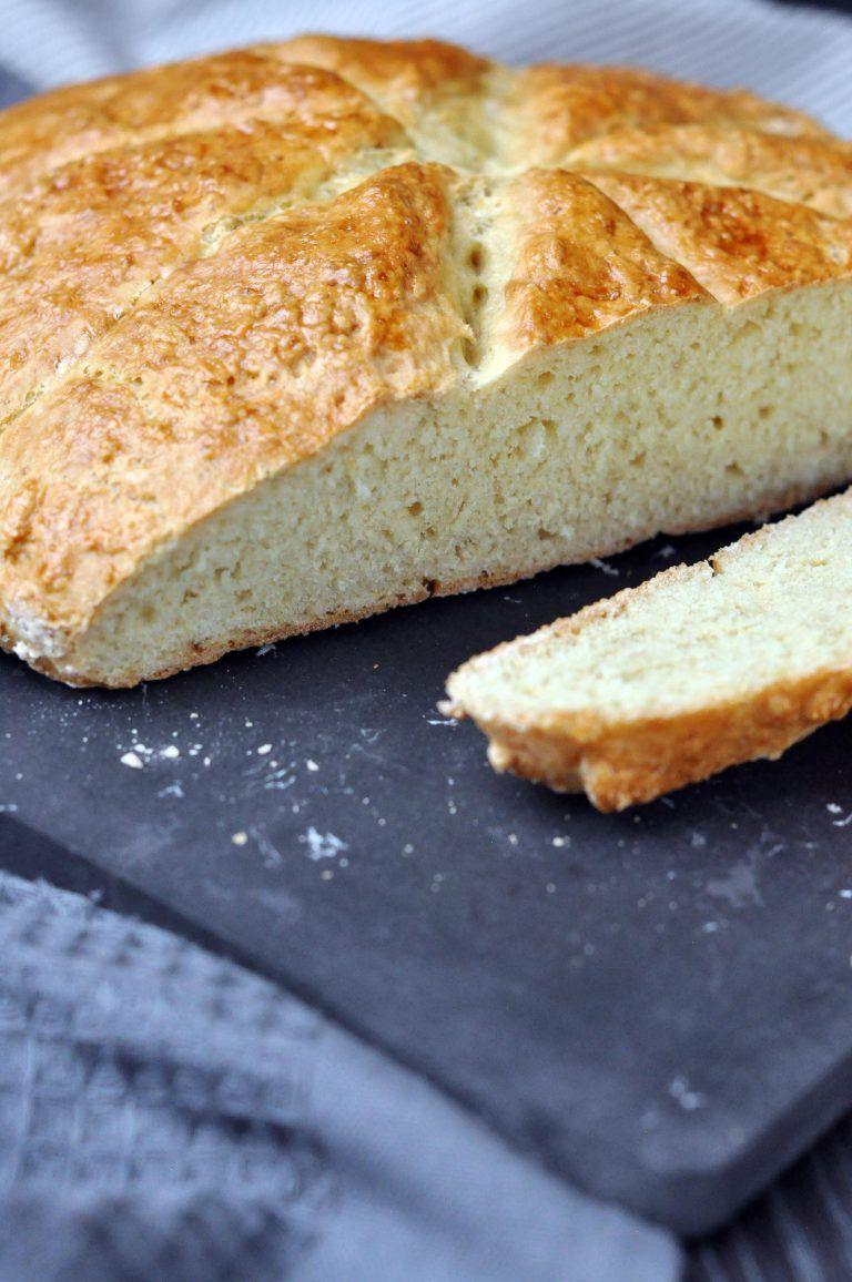 Easy No Yeast Low Histamine Bread Recipe Bread Gf Bread
