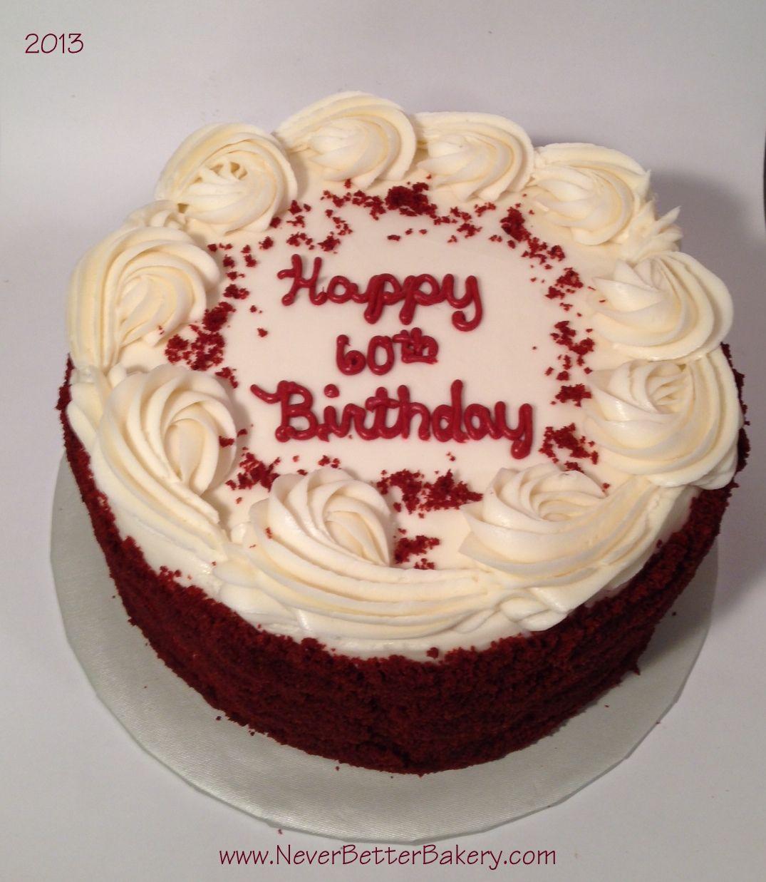 Red Velvet Cake we did for a birthday.