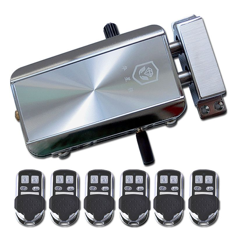 product high wireless security keyless smart fingerprint lock digital screen door touch biometric