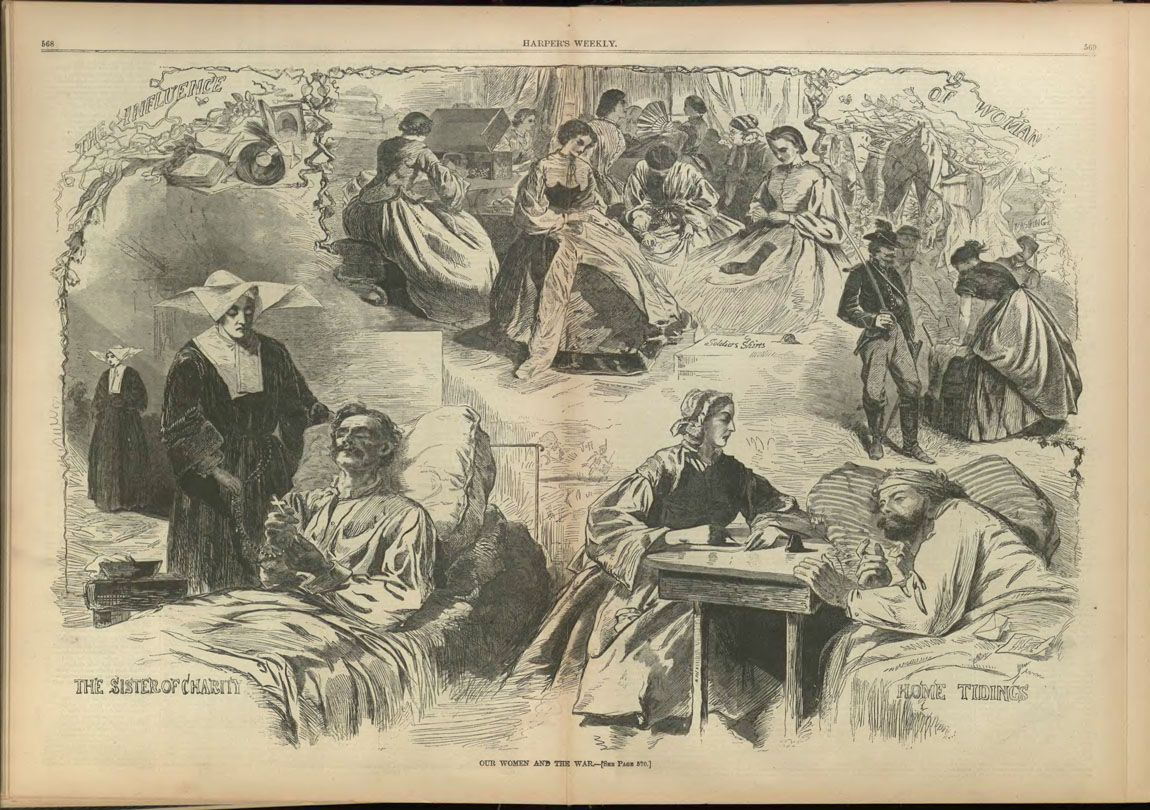 history of southern women | Image Courtesy of Hargrett Rare Book and Manuscript Library ...