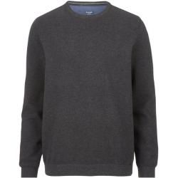 Photo of Olymp Strick Pullover, modern fit, Anthrazit, M Olympolymp
