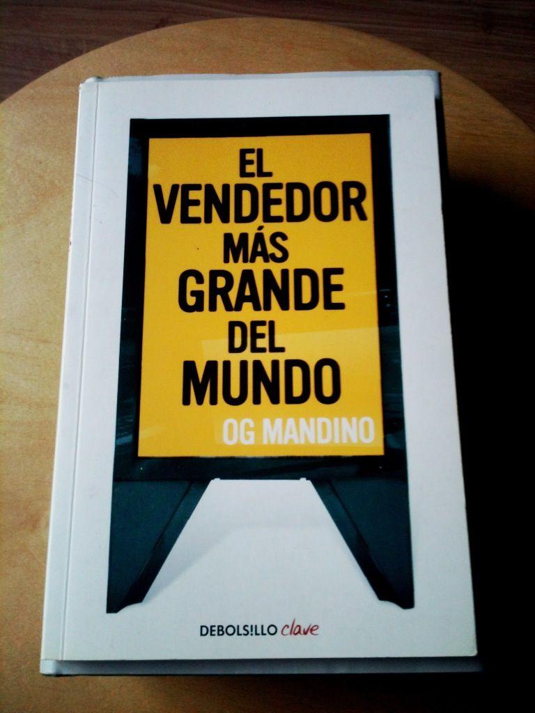 El vendedor más grande del mundo. Og Mandino. 2011