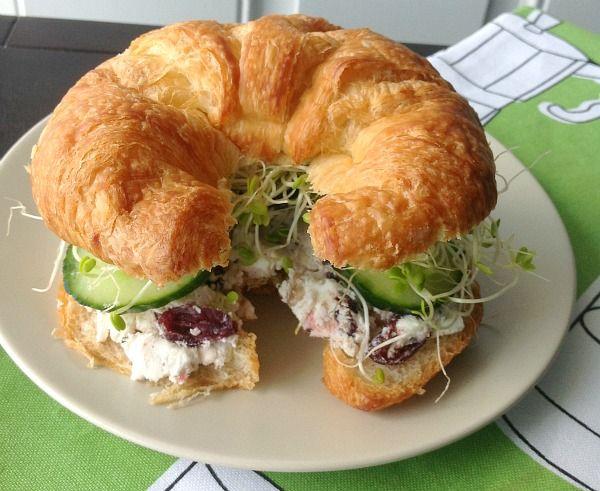 [Recipe Quickie] To- Die-For Veggie Croissant Sandwiches ...