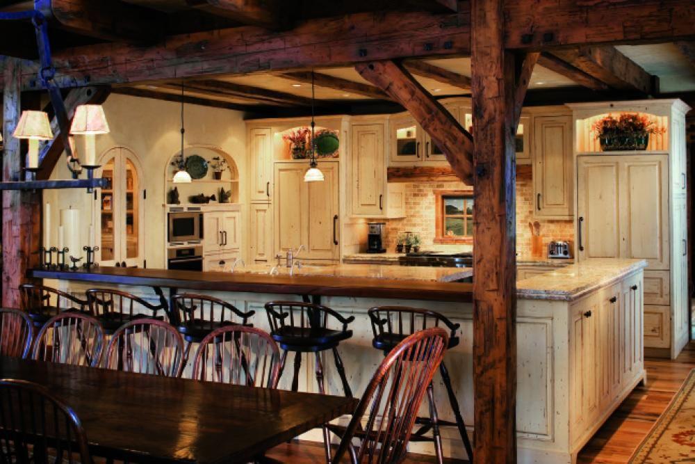 Two Rivers Ranch: Kitchen