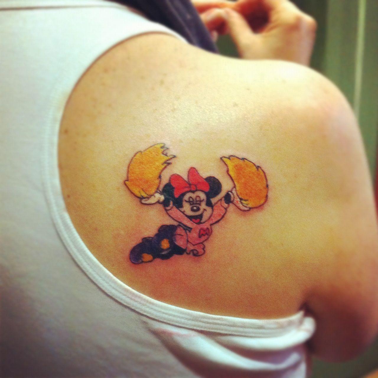 Mini mouse:) #tattoos #tattoo #ink #dövme