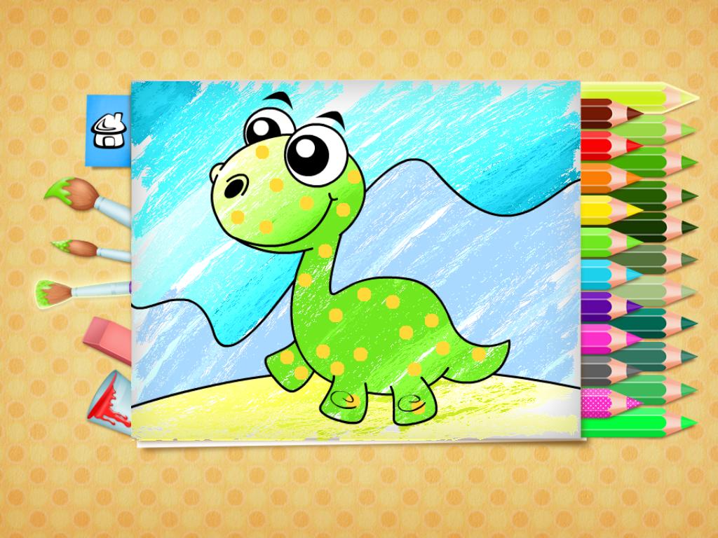 123 Kids Fun Coloring Book 123 Kids Fun Apps Coloring Books Preschool Kids Kids