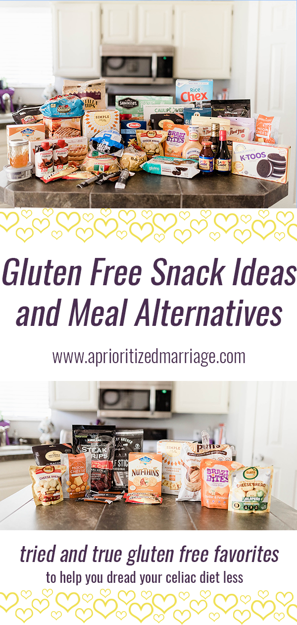 The Best Gluten Free Snack Ideas and Meal Options for ...