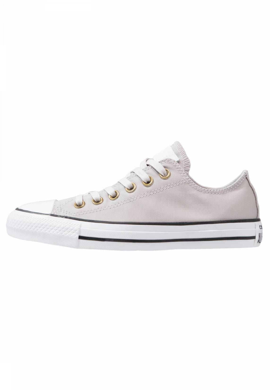 6e8d5571ad0b Converse. CHUCK TAYLOR ALL STAR OX - Sneaker low - mouse white black.  Sohle Kunststoff. Decksohle Textil. Innenmaterial Textil.