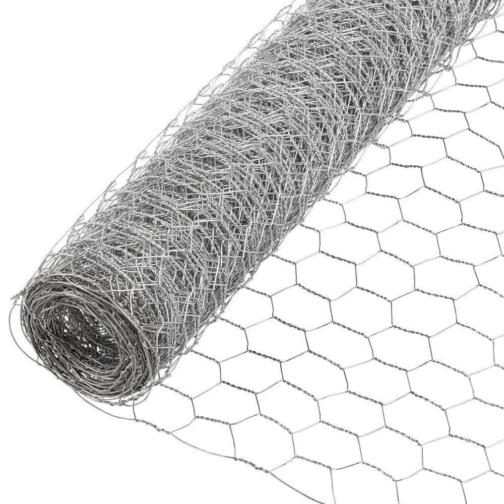 Acorn International 1 In X 1 Ft X 150 Ft Poultry Netting