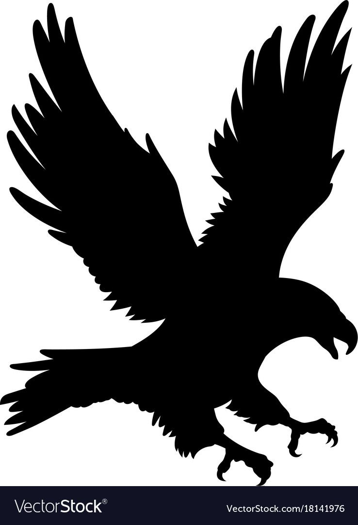 Eagle Silhouette 001 Royalty Free Vector Image Eagle Silhouette Silhouette Art Silhouette Drawing Download eagle silhouette stock vectors. eagle silhouette 001 royalty free