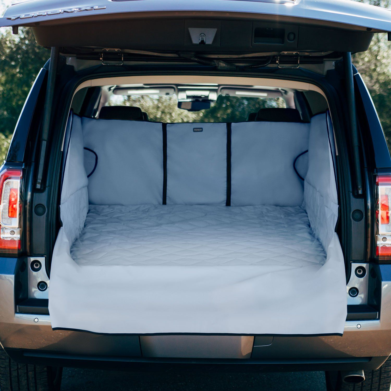SUV Pet Cargo Liner With Quilted Top In 2019