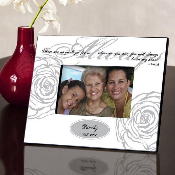 Memorial Frame - Always White   Wedding Decorations   Pinterest ...