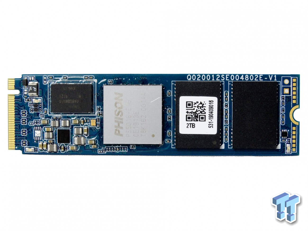 Phison Ps5016 E16 Pcie 4 0 Ssd First Look Preview Ssd New Bus Hyperx