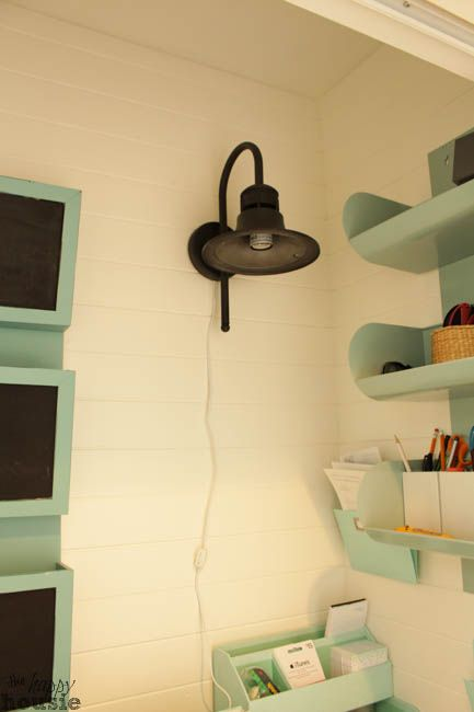 How To Turn A Hard Wired Light Fixture Into A Plug In The