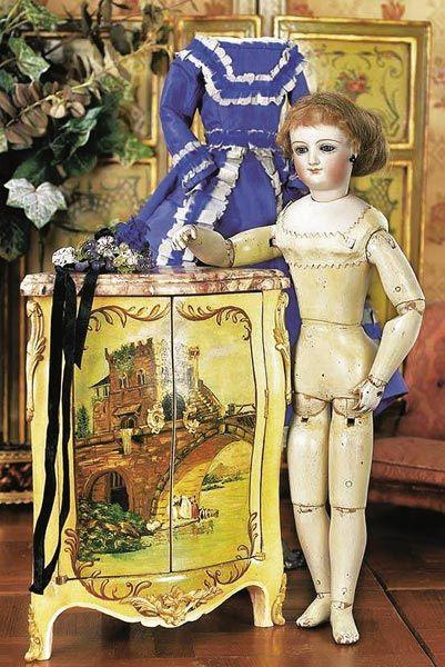 «Модные» Куклы – Первые Манекенщицы - Кукольный домик: