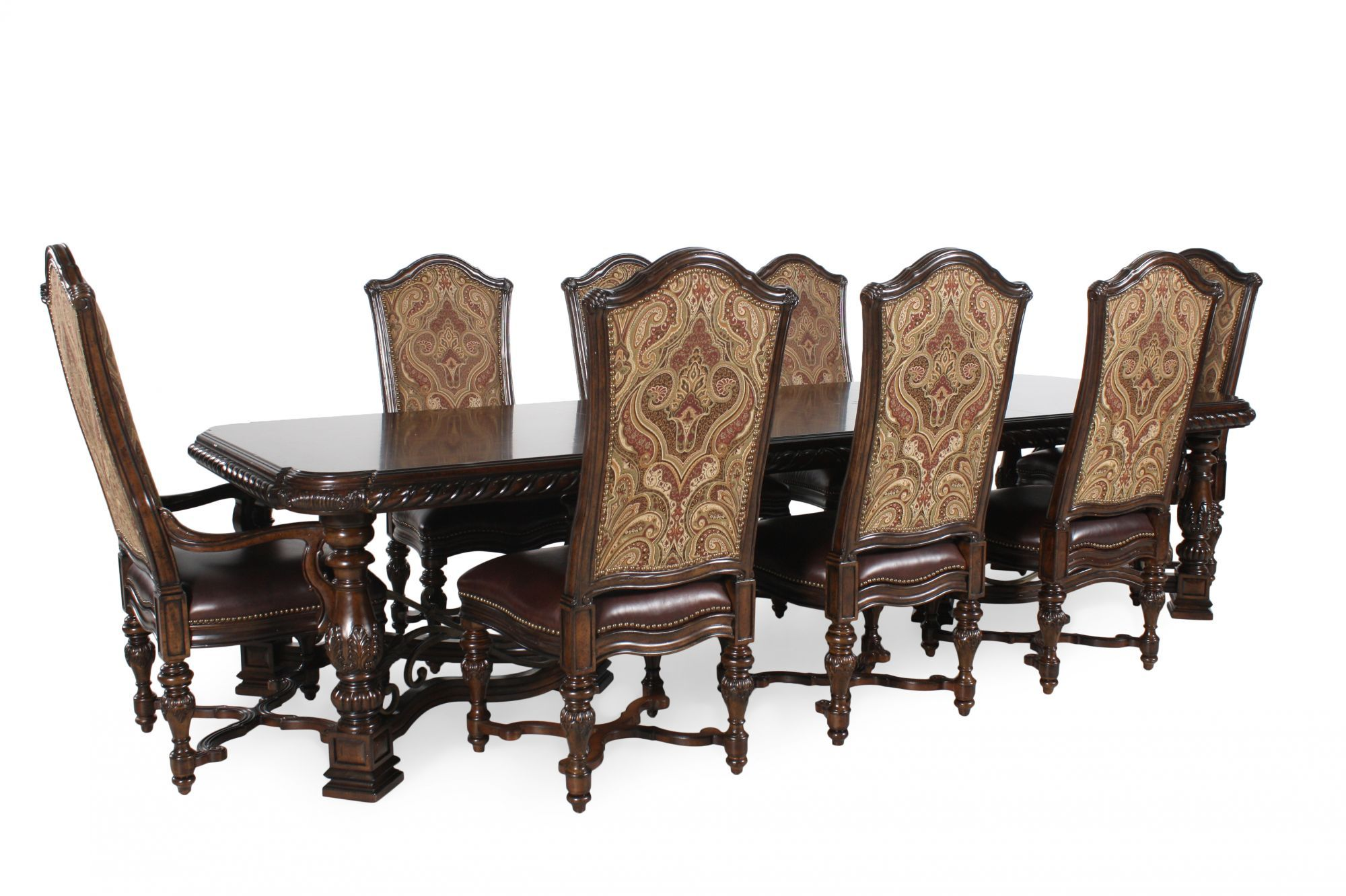 ART Furniture Valencia Nine Piece Dining Set