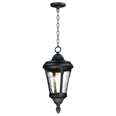 Charlton Home Westfall 1 Light Outdoor Hanging Lantern Outdoor Hanging Lanterns Lantern Pendant Lighting Outdoor Pendant