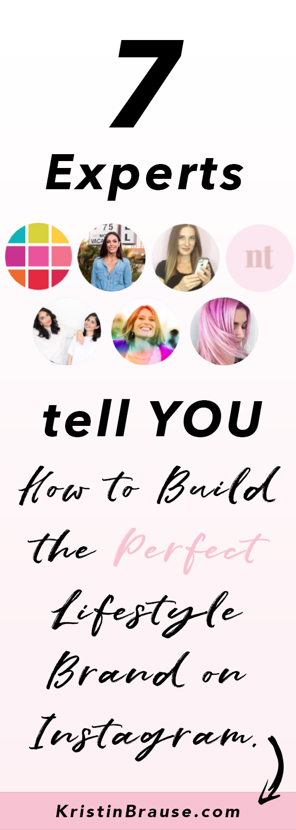 """""""How do you build the perfect lifestyle brand on Instagram?""""is a question I get asked a lot. For many female entrepreneurs, building a lifestyle brand is the holy grail because it allows you to be totally you, and to build a business around your personality. But mastering the art of build"""