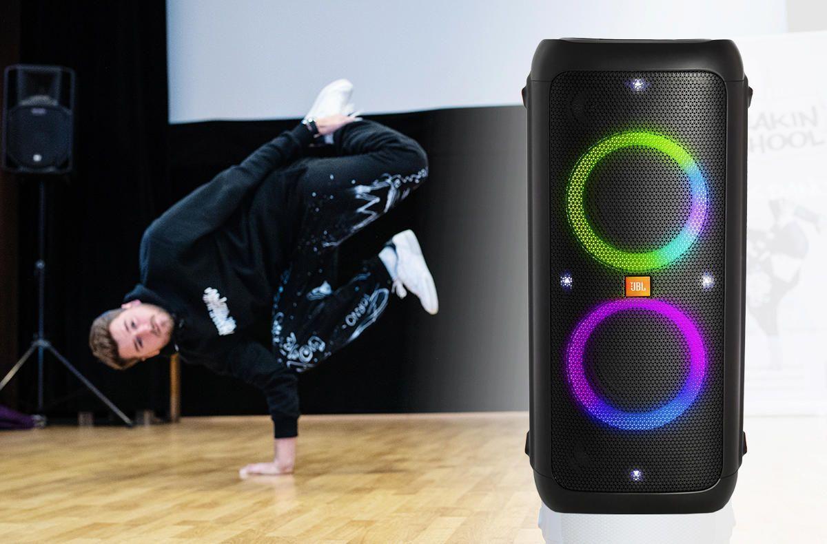 Jbl Partybox 300 Recenze Obri Bluetooth Reproduktor Pro Kazdou Party Bluetooth