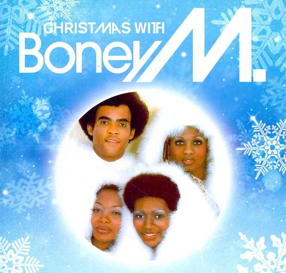 Boney M - Christmas With Boney M | Kerstmuziek, Karikatuur, Muziek