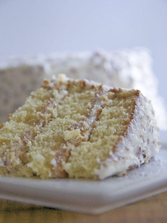 The moistest vanilla cake recipe