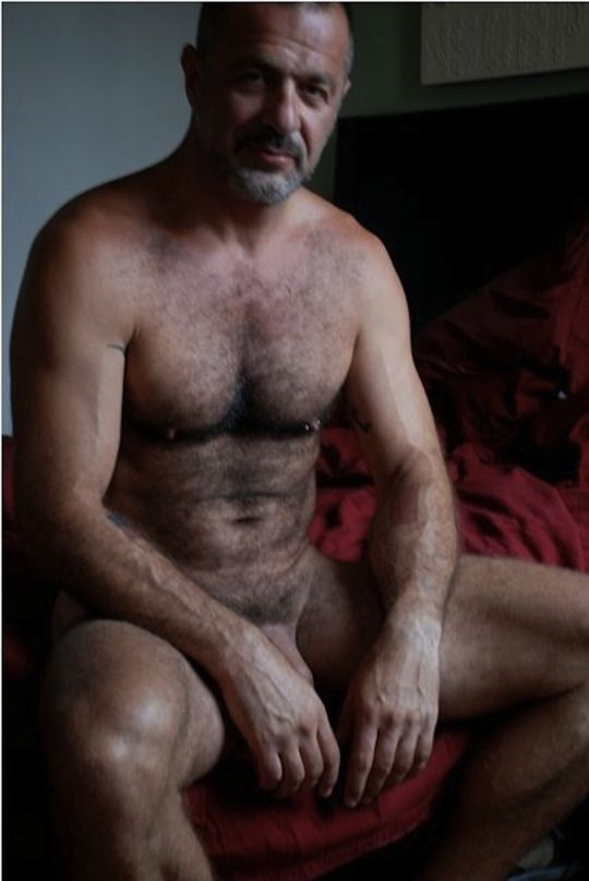 older hairy Mature