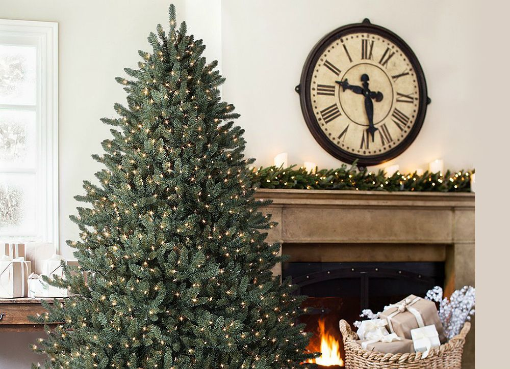 Bob Vila's Top 10 Artificial Christmas Trees | Blue spruce ...