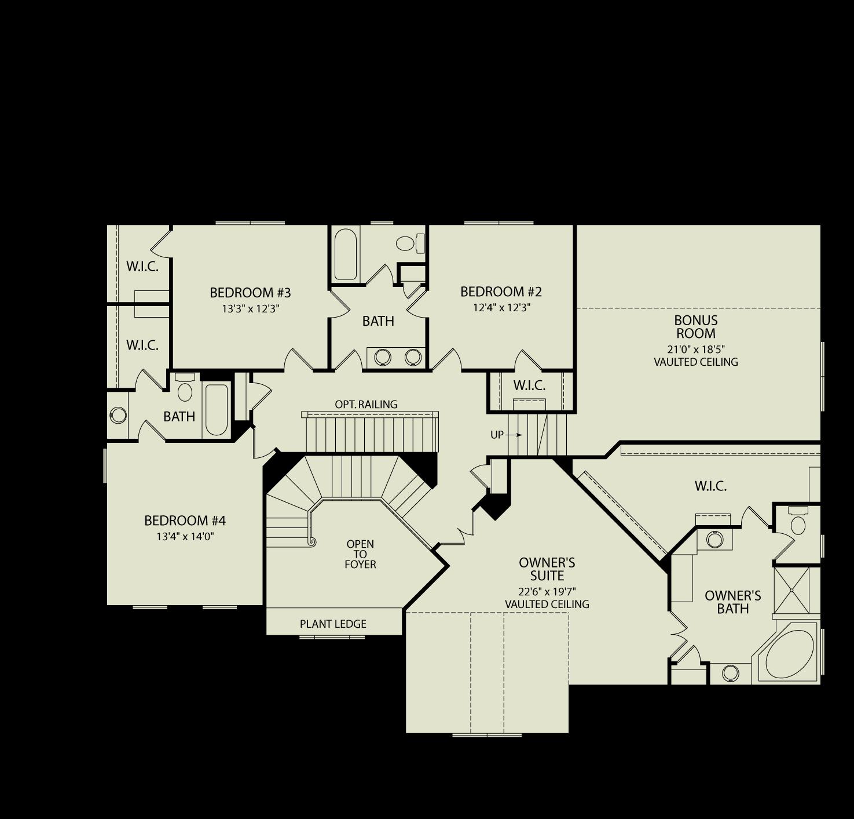 Hartwicke 142 Drees Homes Interactive Floor Plans Custom Homes Without The Custom Price Floor Plans Custom Homes House Floor Plans