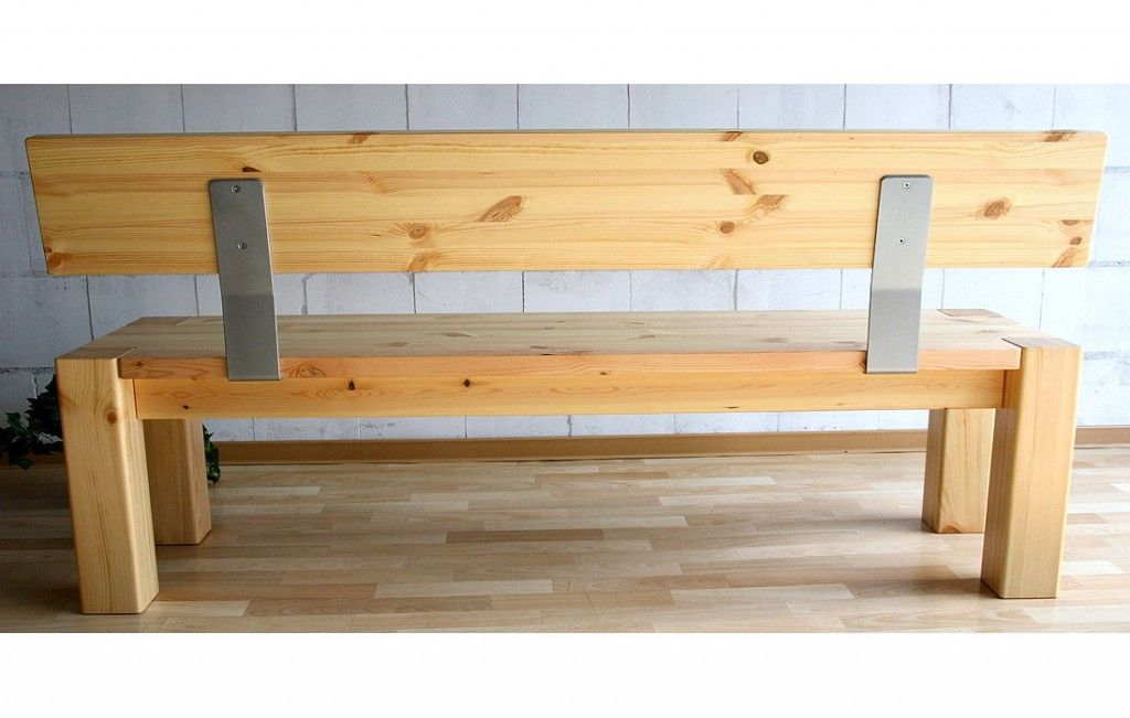sch n r ckenlehne f r sitzbank wohnen sitzbank sitzbank holz und sitzen. Black Bedroom Furniture Sets. Home Design Ideas