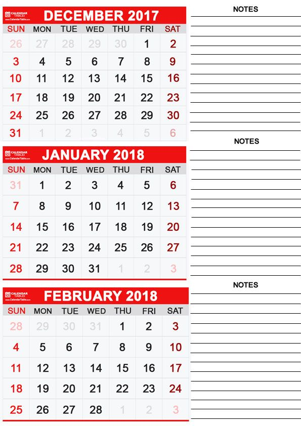 January  Calendar Large  January  Calendar Large