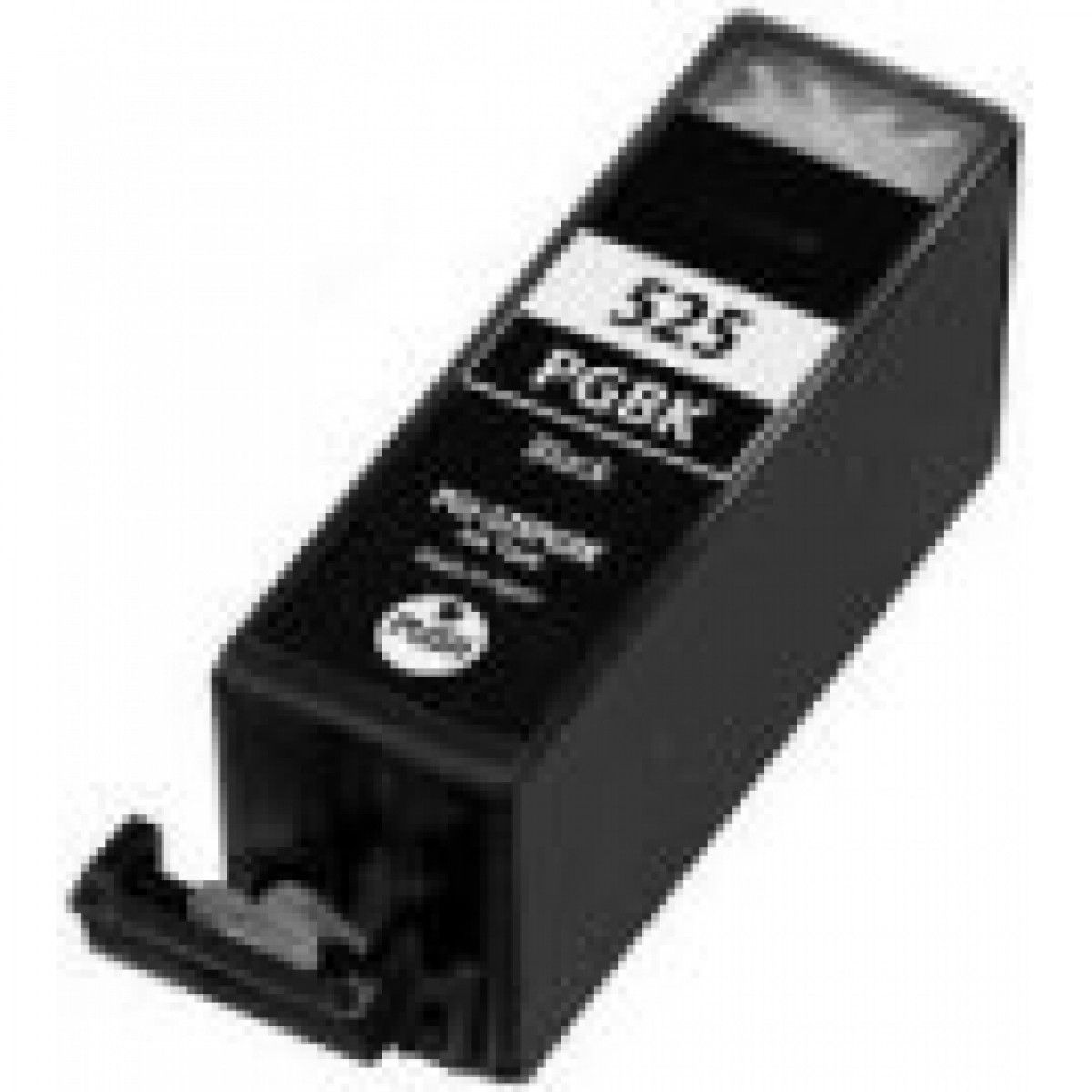 Compatible Black Canon Pgi 525bk Ink Cartridge 4 64 Canon Ink