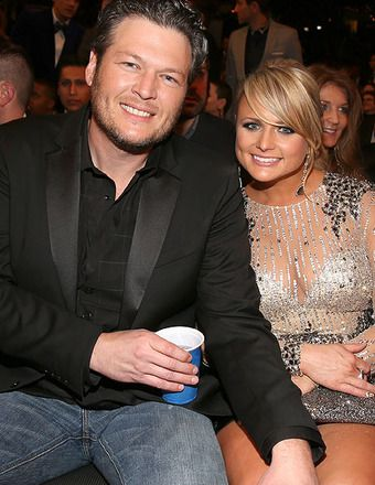 Blake Shelton And Miranda Lambert Playfully Shoot Down Breakup Rumors Blake Shelton And Miranda Blake Shelton Miranda Lambert Miranda Lambert