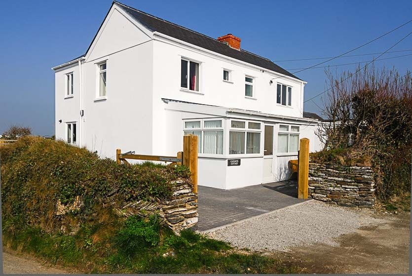 Carnavis Cottage Porthcothan A Cornish Self Catering Beach