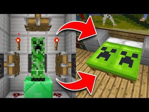 5 SECRET Things You Can Make in Minecraft! (Pocket Edition ...