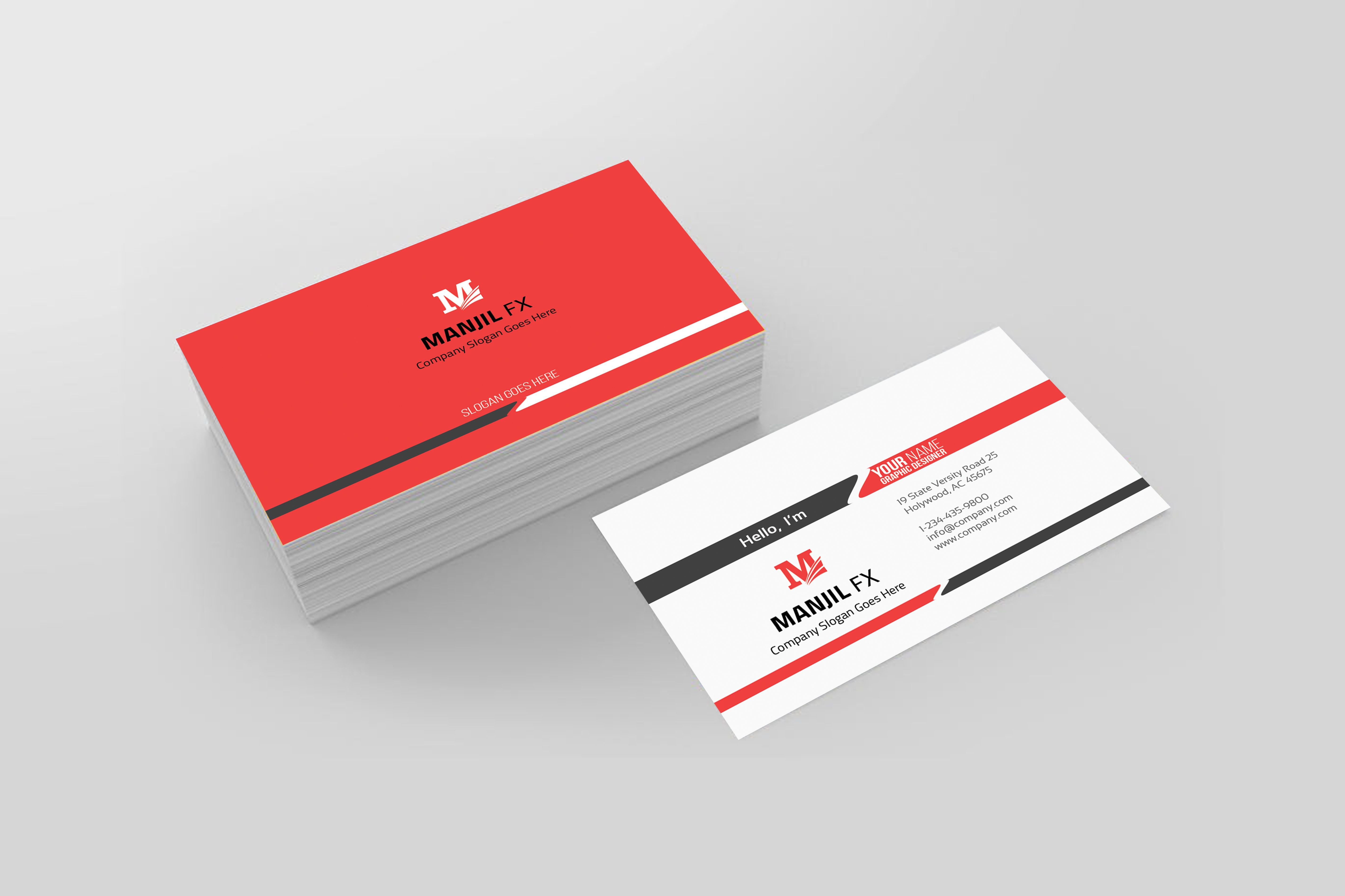 Unique business cards design within 2 hours | Unique business cards ...