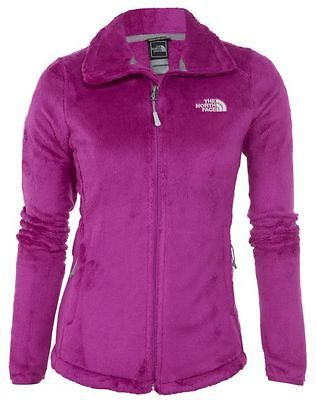 North Face Osito 2 Womens C782-G07 Magic Magenta Silken Fleece ...