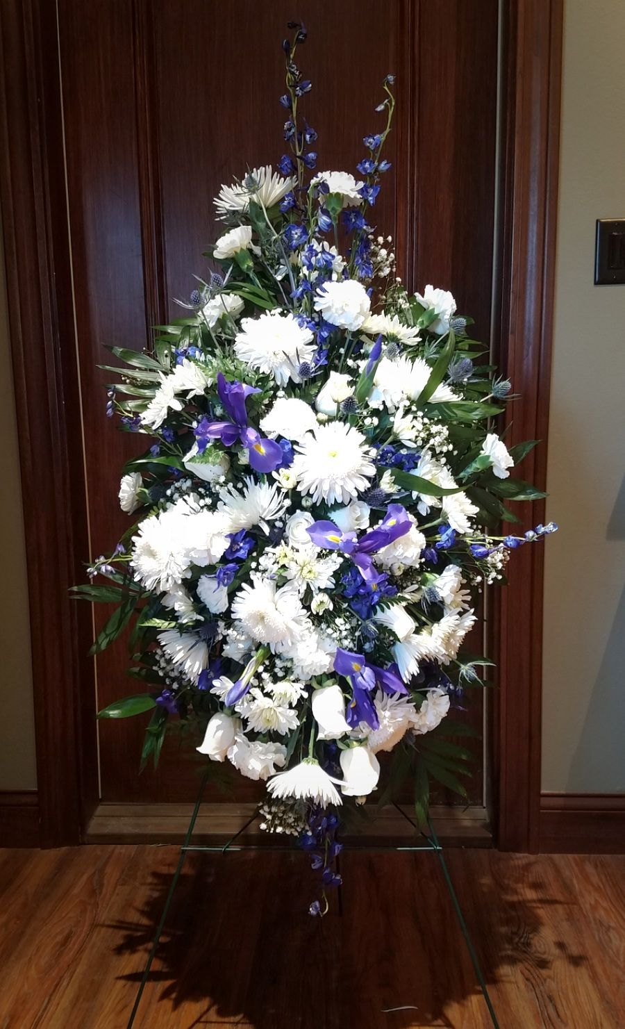 Pin by Zaiser's Florist & Greenhouse on Sympathy Flowers