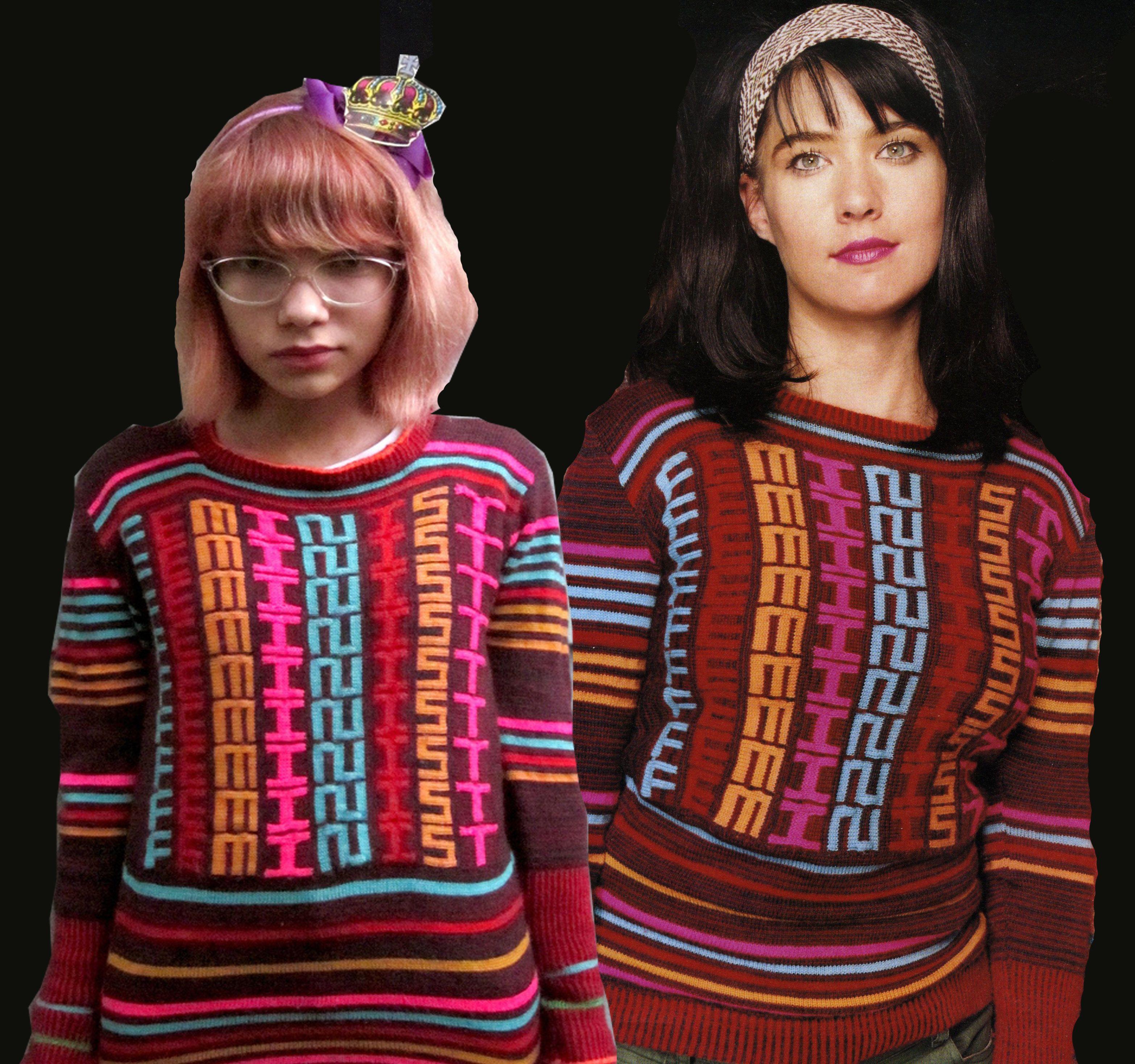 Dyke The Halls Fe Le Le Lesbians Ugly Christmas Sweater Myprideshop