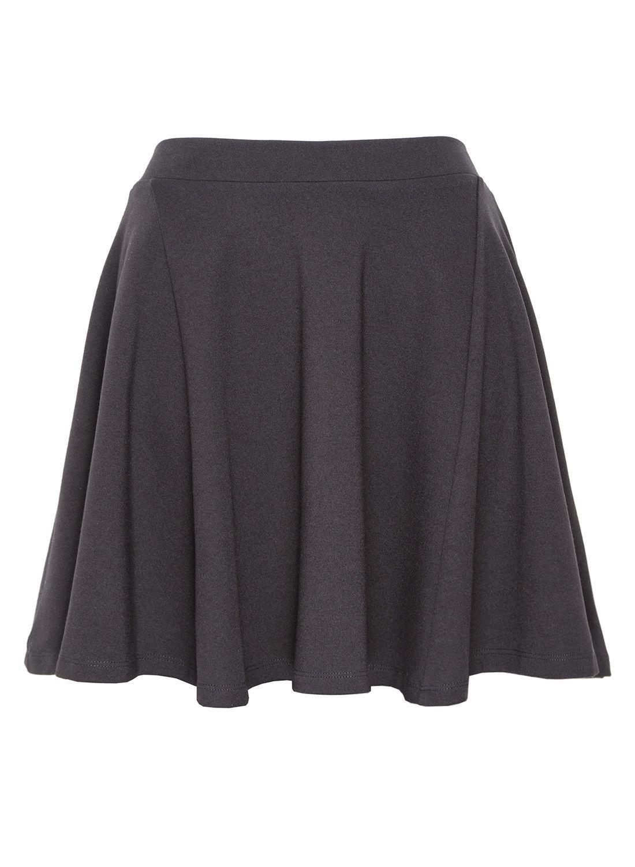 Jessica Faulkner Rosalie Black Circle Skirt | Shop Skirts At Pale Violet