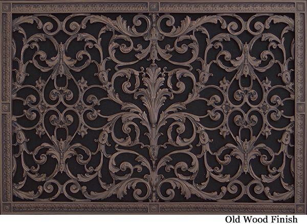 Decorative Vent Covers Beaux Arts Classic Products Decorative Grilles Decorative Vent Cover Vent Covers