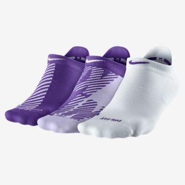 Nike Dri-FIT Graphic No-Show Tab
