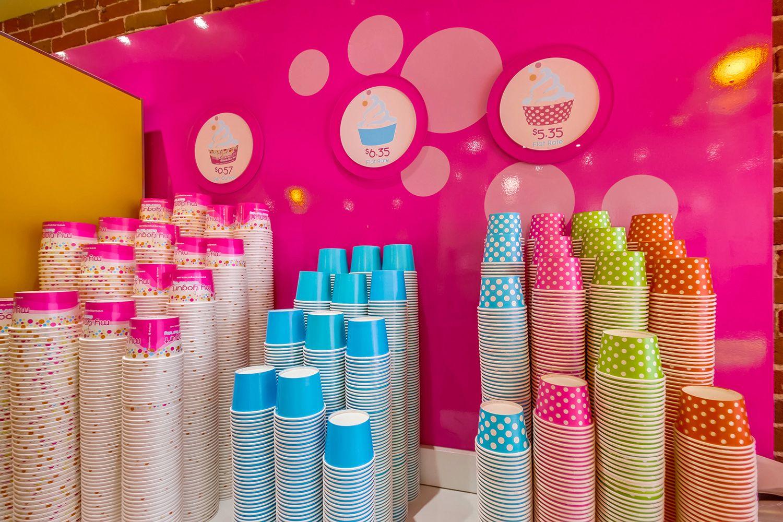 Prague commercial interior design news mindful design consulting - My Yogurt Frozen Yogurt Shop Interior Design And Branding