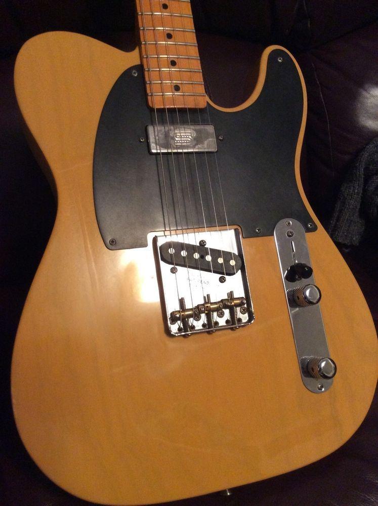 Lingüística morfina otoño  Fender American Vintage 52 Hot Rod Telecaster W/ non-original Hardshell  Case   Vintage hot rod, Fender american vintage, 52 telecaster