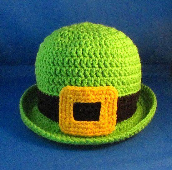 5 St. Patty\'s Day Looks For Your Lil Leprechaun | Hauben, Stricken ...